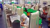 Germany's B.Braun Vietnam factory in Thanh Oai Industrial Zone, Hanoi. (Photo: VNA/VNS)