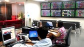 Stock trading at Tan Viet Securities Company. (Photo: VNS)