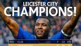 Leicester - nhà vô địch Ngoại hạng Anh mùa giải 2016