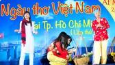 Các cây viết trẻ TP diễn kịch thơ trong Ngày thơ Việt Nam tại TPHCM