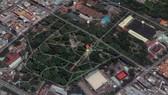 Các căn biệt thự nằm trong phạm vi mở rộng Công viên Tao Đàn nếu TP muốn bán thì sửa quy hoạch