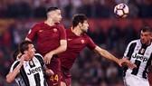 Edin Dzeko: Không dễ đánh bại Juventus