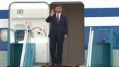 VIDEO: Chủ tịch Trung Quốc Tập Cận Bình đến Đà Nẵng