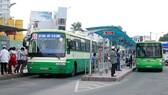 Lắp đặt camera giám sát công tác điều hành xe buýt