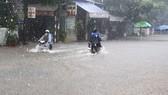 Miền trung mưa lớn, cảnh báo lũ quét, sạt lở từ Quảng Ngãi đến Khánh Hòa