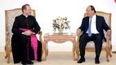 Tòa thánh mong muốn đóng góp cho sự phát triển ở Việt Nam
