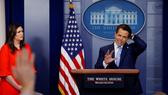 Giám đốc truyền thông mới của Nhà Trắng bị sa thải sau 10 ngày
