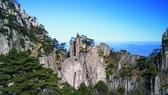 黃山風景區。(圖源:互聯網)