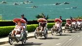 慶和省旅遊廳長陳越忠透露,前來芽莊市的中國及俄羅斯遊客與日俱增,但其各傳統市場卻銳減。(示意圖源:互聯網)