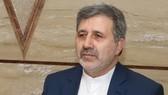 圖為伊朗駐科威特大使Alireza Enayati。(圖源: AFP)
