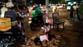 兒童被迫去求乞,這是在街頭上常見的虐童形式之一。