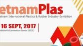 第17屆越南國際塑橡膠工業展(VietnamPlas 2017) 今 (13)日開幕。(圖源:互聯網)