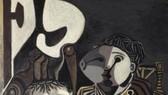 畢卡索的《兩個孩子》。(圖源:互聯網)