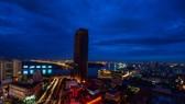 胡志明市夜景一隅。(示意圖源:互聯網)