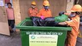 源頭垃圾分類有助於處理垃圾收集能源的過程會更容易。