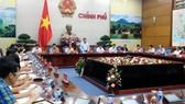 圖為2017亞太經合組織國家委員會第9次會議現場。(圖源:VOV)