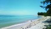 既寧靜又無污染的海灘。