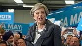 英國首相特雷莎‧梅在黨內的威信已經有所減弱。