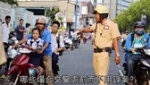 哪些場合交警處罰而不用錄案?(示意圖源:互聯網)