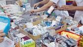 根據統計結果顯示,藥物與醫療勞務價格呈突升趨向,高達12.04%。(示意圖源:互聯網)