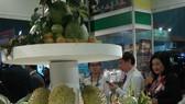 農業與農村發展部推介各地的特產。