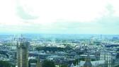 從倫敦眼俯瞰整個倫敦市景區。(圖源:互聯網)