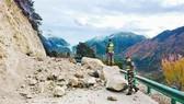 中國西藏米林6.9 級地震致2人傷