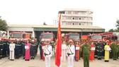 Đảm bảo tuyệt đối an toàn về phòng cháy chữa cháy tại Tuần lễ Cấp cao APEC