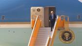 VIDEO: Tổng thống Donald Trump đến Đà Nẵng