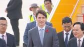 VIDEO: Thủ tướng Canada Justin Trudeau đến Đà Nẵng dự APEC