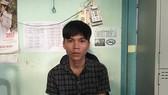 Cơ quan công an đang tạm giữ Nguyễn Mạnh Cường để điều tra về hành vi hiếp dâm trẻ em. Ảnh CÔNG HOAN.
