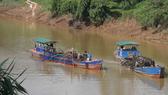 Tiếp tục tạm dừng khai thác cát trên sông Đồng Nai