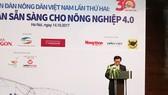 Phó Thủ tướng Vương Đình Huệ phát biểu tại diễn đàn