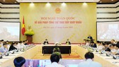 Thủ tướng cùng các doanh nghiệp bàn cách đẩy mạnh xuất khẩu
