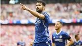 Diego Costa đã tự mình khép lại cơ hội trở lại Chelsea. Ảnh: Getty Images