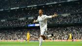 Ronaldo đang có số bàn thắng khủng tại Champions League. Ảnh Getty Images