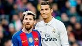 Messi vượt trội Ronaldo về hiệu suất ghi bàn tại Champions League sau cột mốc 100 bàn. Ảnh: Getty Images