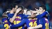 Quỹ lương Barca đang tăng. Ảnh: Getty Images