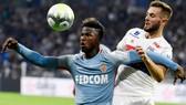 Keita Balde Diao (trái) đang tiến bộ từng ngày dưới màu áo của AS Monaco. Ảnh: Getty Images