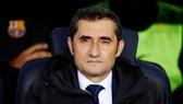 HLV Valverde khẳng định Barca không liên hệ với Griezmann. Ảnh: Getty Images