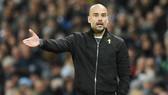 HLV Pep Guardiola hoàn toàn tập trung vào chuyên môn trận đấu. Ảnh: Getty Images