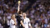 Các cầu thủ Real cần cẩn trọng để tránh thẻ phạt nếu vào chung kết FIFA Club World Cup. Ảnh: Getty Images