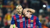 Mascherano chắc chắn rời Barca