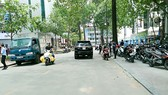 Mở phố bán hàng rong khu vực trung tâm thành phố