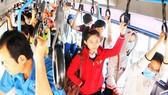 Phấn đấu tăng lượng học sinh đi xe buýt
