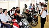 Nhiều giải pháp đảm bảo giao thông khu vực trường học