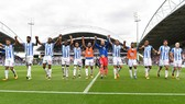 Ấn tượng Huddersfield
