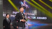 Diễn viên Trương Thế Vinh chia sẻ khi nhận giải