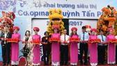 Co.opmart Huỳnh Tấn Phát, quận 7, được đưa vào hoạt động từ cuối tháng 9-2017