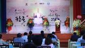 Ngày hội chữ Hàn giúp sinh viên hiểu thêm về văn hóa Hàn Quốc
